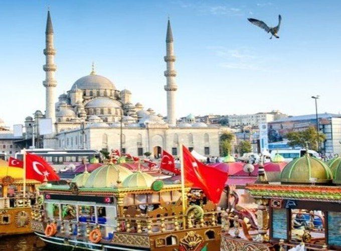 Travel to Turkey