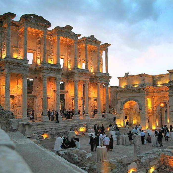 Day 5 - Ephesus Tour and Fly to Cappadocia