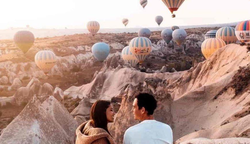 3 Days Ephesus and Cappadocia Tour