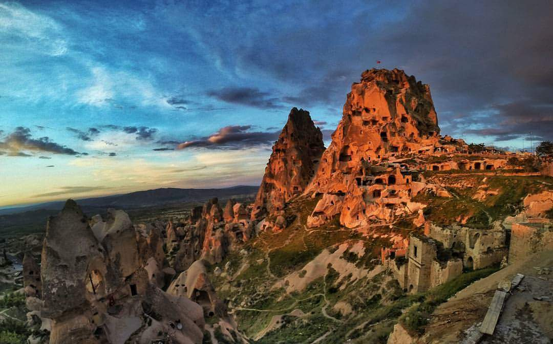 Day 2 - Fly to Cappadocia and North/Red Tour