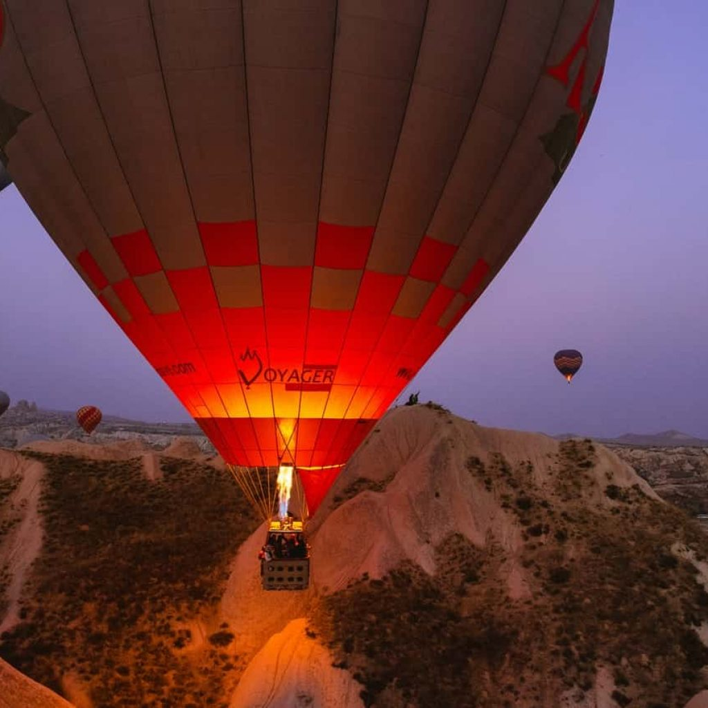 Must-see Places in Cappadocia