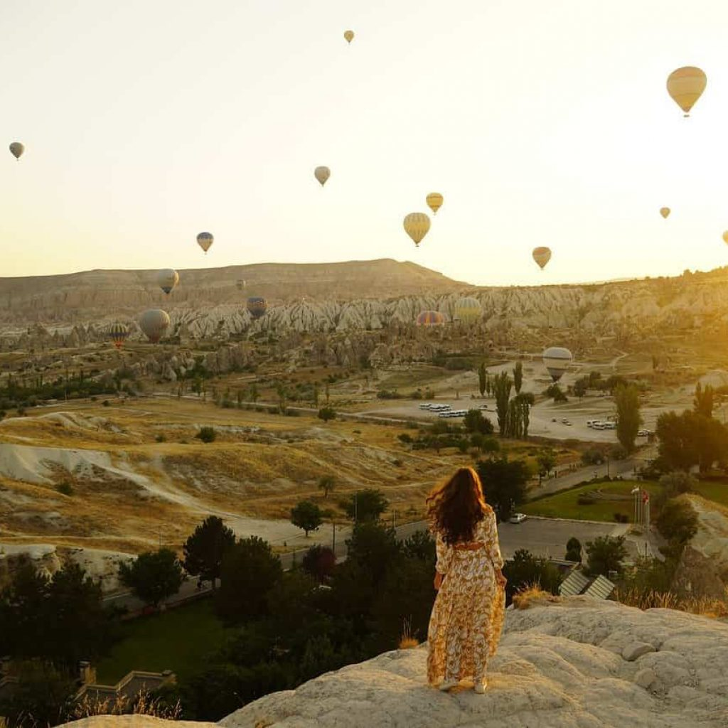 When is the best time to travel to Cappadocia
