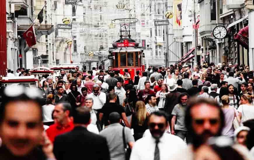 Day 2 – Istiklal Street, Galata Tower, Spice Bazaar and Bosphorus Cruise