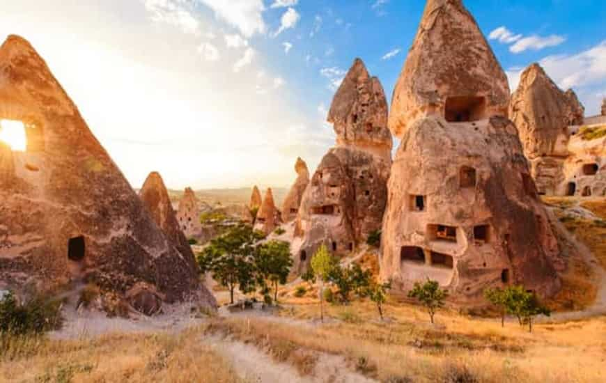 Day 4 - Cappadocia North/Red Tour