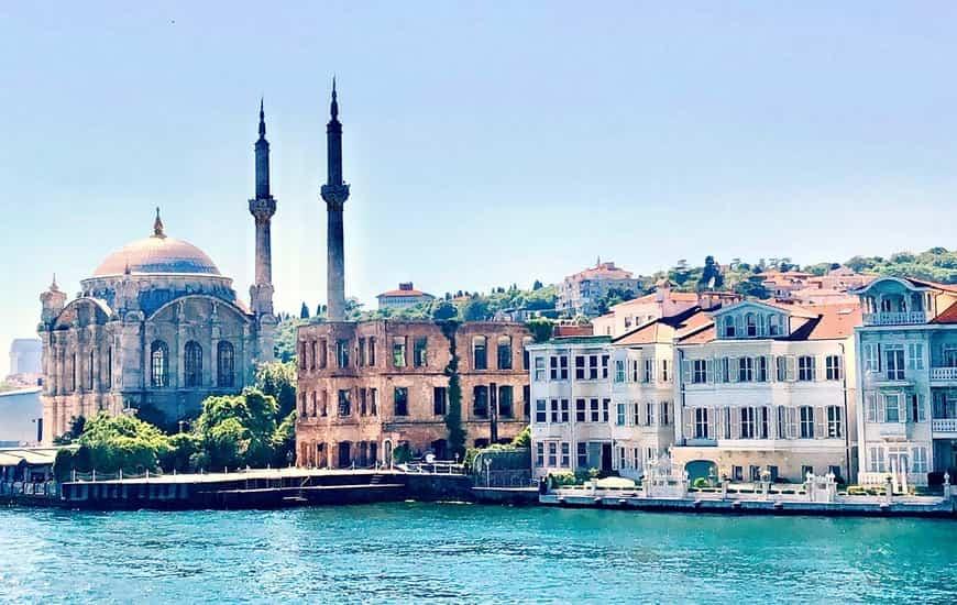 Day 3 - Bosphorus Cruise