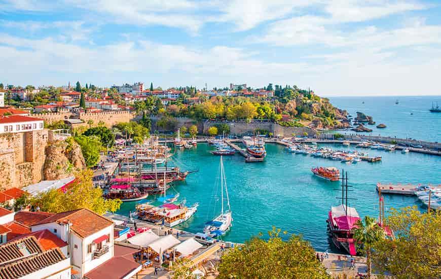 Day 7 - Free Day in Antalya