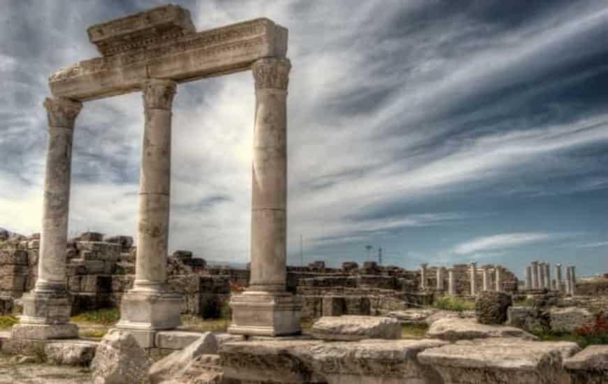 Day 3 - Hierapolis – Laodiceia and Pamukkale
