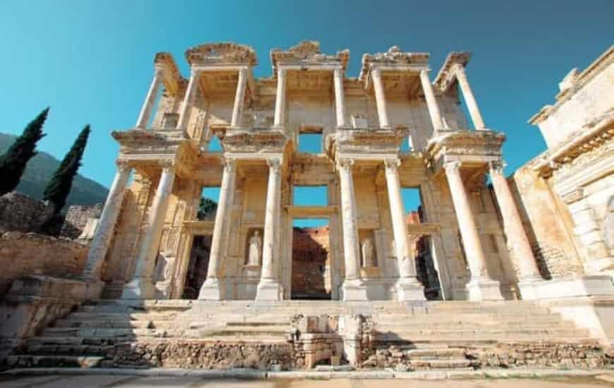 Day 5 - Ephesus Tour and Fly to Cappadocia