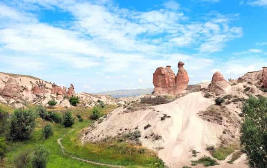 Day 6 - Cappadocia North/Red Tour