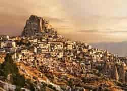 Day 1 - Fly to Cappadocia and North/Red Tour