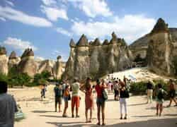 Day 3 - Fly to Cappadocia and North/Red Tour